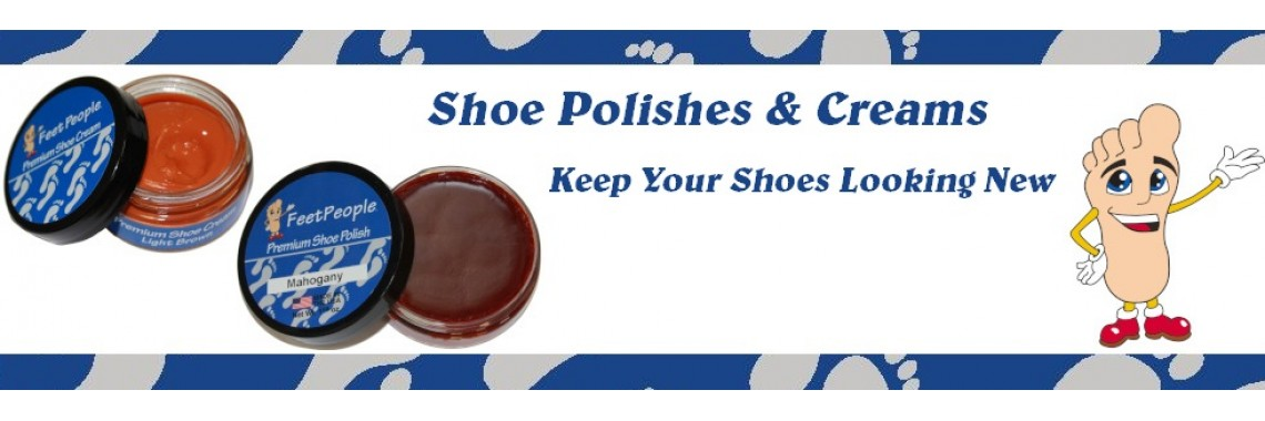 FeetPeople Shoe Polish