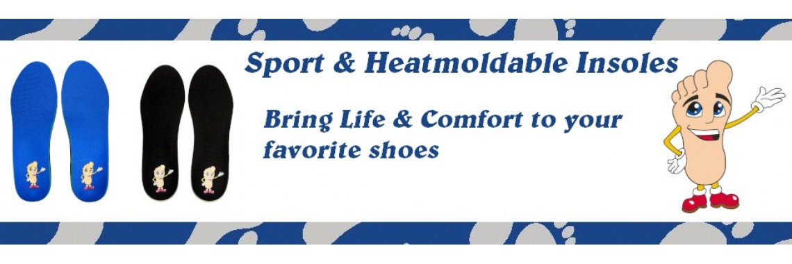 FeetPeople Insoles