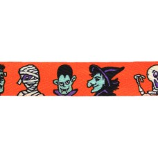 "FootGalaxy 45"" Halloween Various Symbols Shoe Laces"
