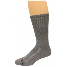 Rockport Men's Crew Socks 4 Pair, Grey, Men's 8-12