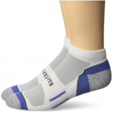 Top Flite Half Cushion Low Cut Socks, Blue, (L) W 9-12 / M 9-13, 2 Pair