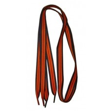"""FootGalaxy 45"""" Halloween Double-Stripe Printed Shoe Laces"""
