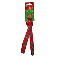 """FootGalaxy 45"""" Christmas Toy Soldier Printed Shoe Laces"""